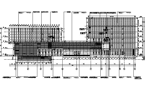 [安徽]国内知名设计院设计某公司科技服务楼建筑施工图
