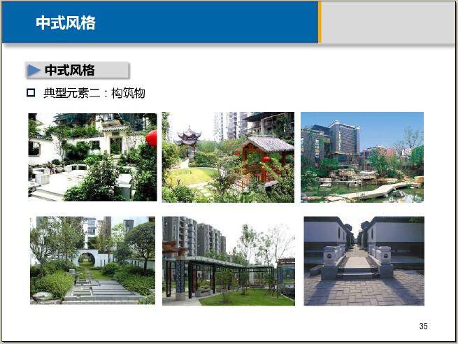 房地产园林知识与建筑风格鉴赏(图文并茂)-中式风格