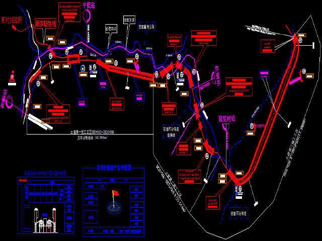 I级铁路工程投标技术标538页(钢桁梁T构简支拱连续梁桥,路隧轨道)