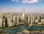 武汉王家墩商务核心区设计