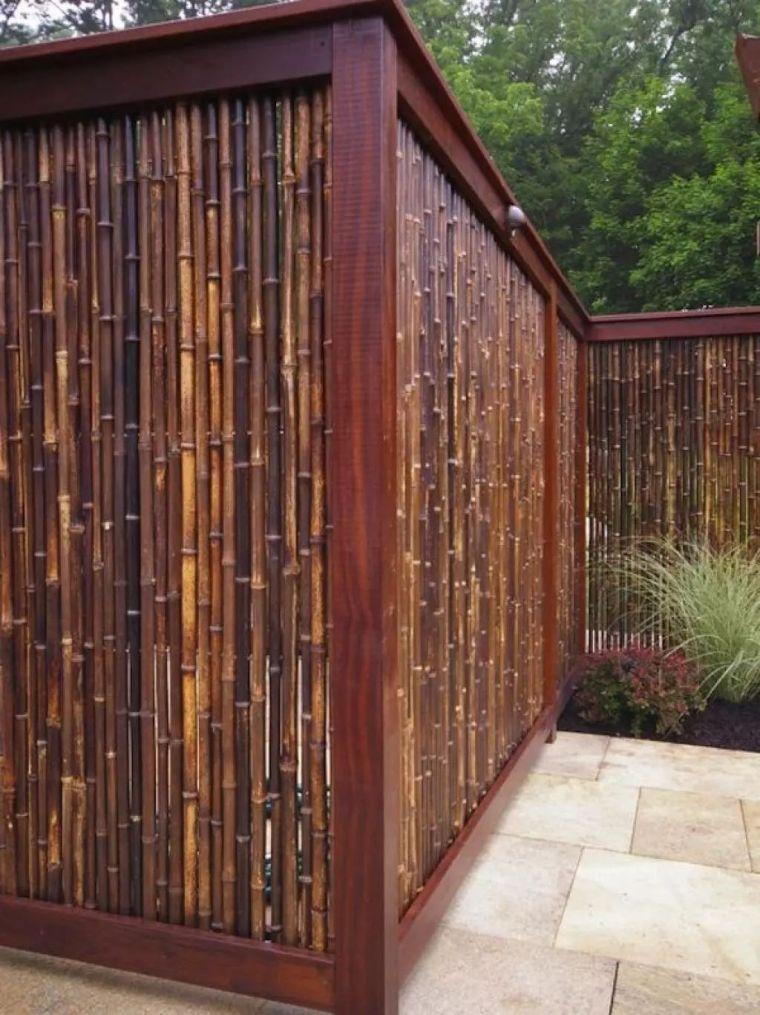 用心设计过的围墙,能让你家小院瞬间与众不同!_44