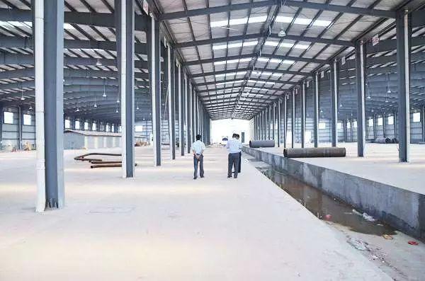 重型和轻型钢结构厂房的区别