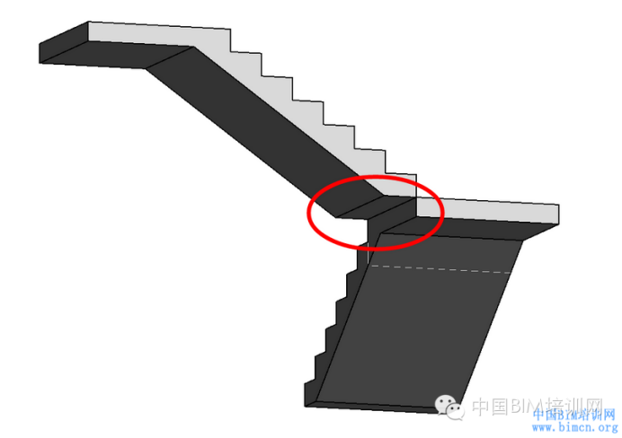 BIM软件小技巧REVIT绘制楼梯小技巧