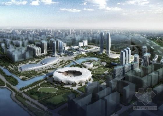 杭州奥体中心体育游泳馆项目中的BIM应用