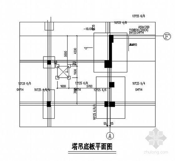 [浙江]QTZ60D型(5010型)格构式塔吊专项施工方案(2011年 附计算书)