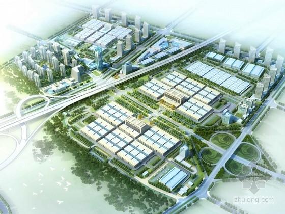 [陕西]大型商业区规划及单体设计方案文本