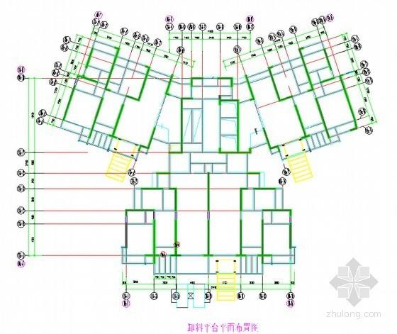 建筑工程悬挑式卸料平台施工方案编制标准范本