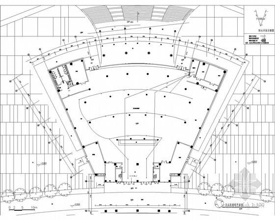 [江苏]高层办公大楼全套电气施工图纸440张(含照明与防雷计算书)