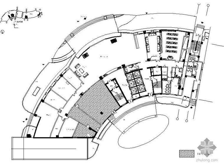 某房产大厦办公楼施工图