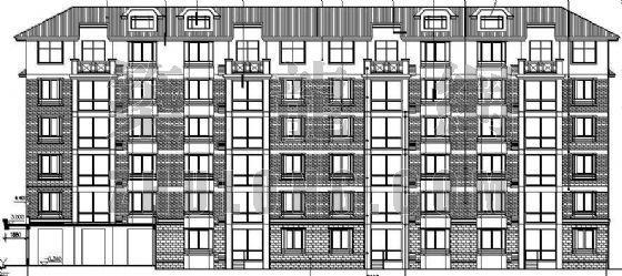 某多层住宅建筑施工图