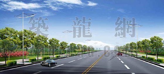 道路景观效果图(5)