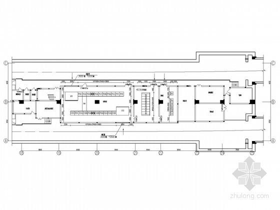 [湖南]变电所环网设计图纸2014年最新设计