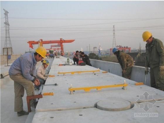 城际铁路CRTSI型轨道板及GRP测量精调技术