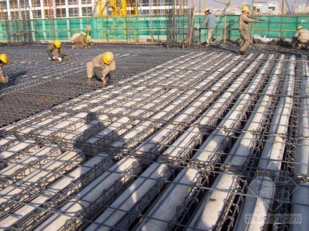 北京某中学现浇空心楼板施工方案(高强复合薄壁管)
