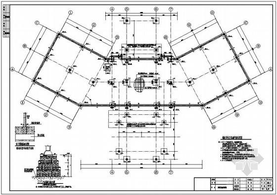 某会所结构设计图