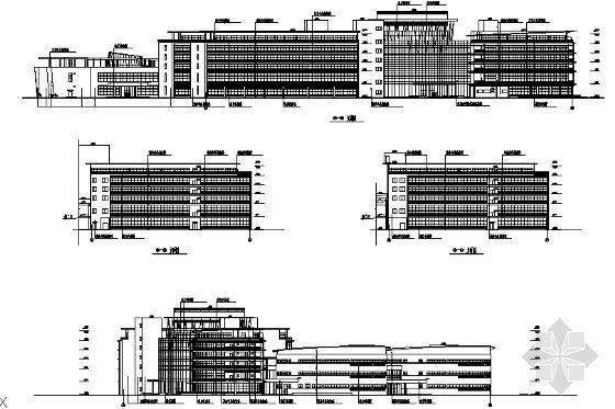 某七层酒店建筑施工图-2