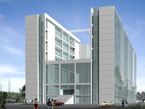 [北京]小高层办公楼工程监理规划(框剪结构、2013年)