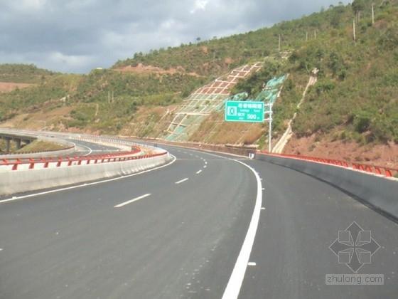 [云南]高速公路道路监控设施施工图设计89张