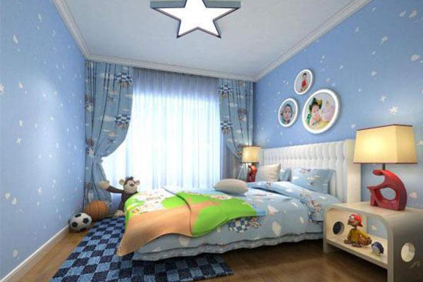 怎么打造宝贝喜欢的儿童房