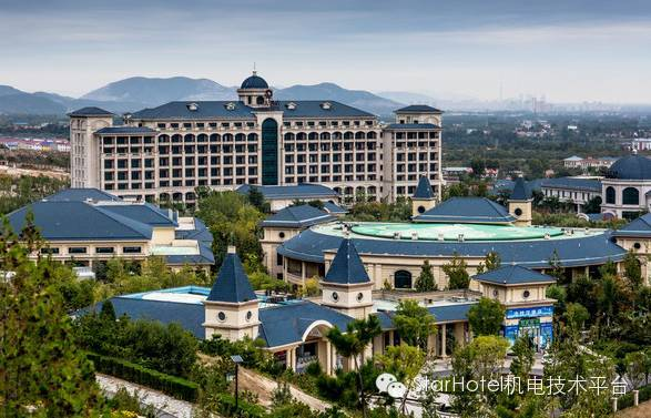 恒大集团《酒店设计要求及指引》——给排水专业
