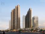 [广东]佛山禅城区绿地商业综合体设计方案