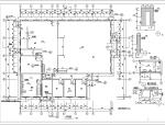 5套配套食堂餐饮建筑设计方案初设图CAD
