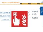 消防安全培训之—— 消防安全标志解读课件(44页PPT,图文详细)