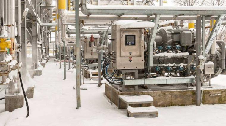 压缩机循环水处理整体解决方案