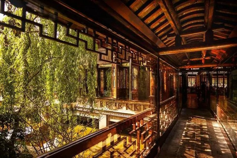 南京民国红公馆餐饮空间-19