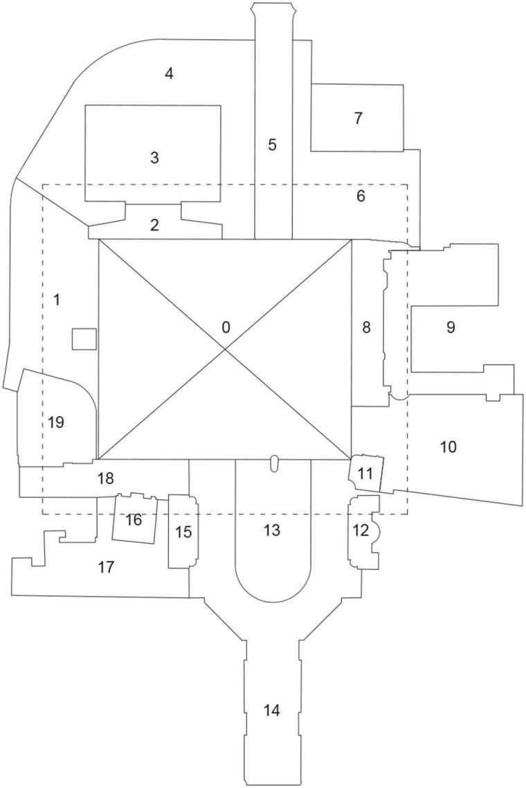 阿尔巴尼亚Skanderbeg广场改造-14