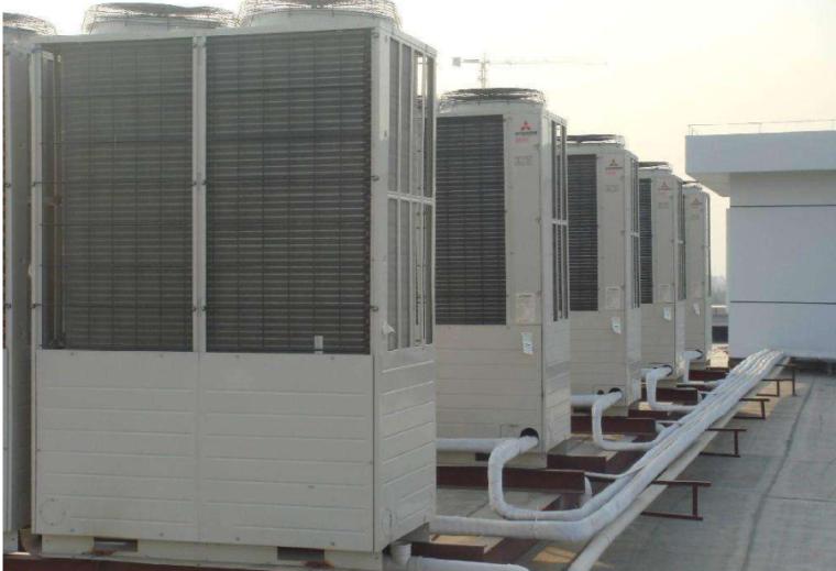 中央空调施工方案