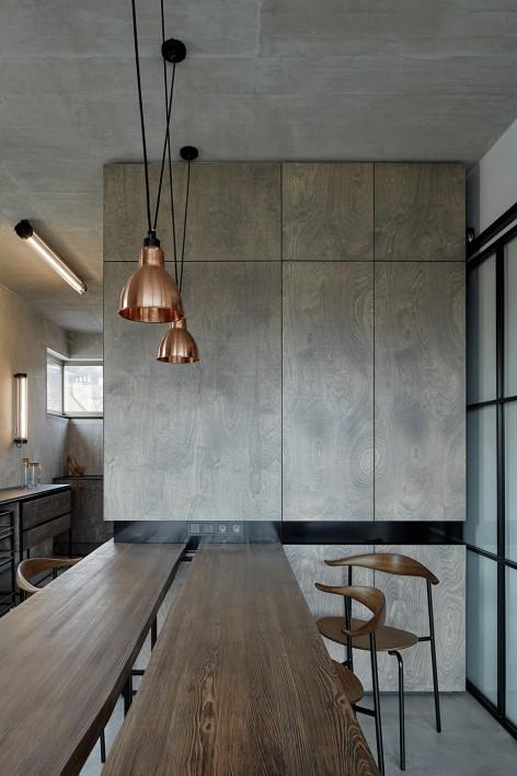 """""""非典型""""工业风-布拉格公寓设计_9"""