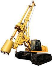 旋挖钻机国内外发展状况及应用前景