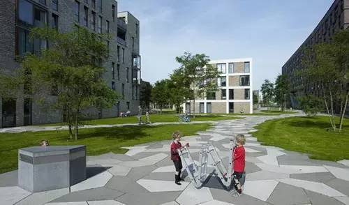 居住区与别墅庭院景观设计的差别_7