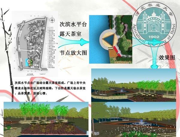 滨河公园景观设计_14