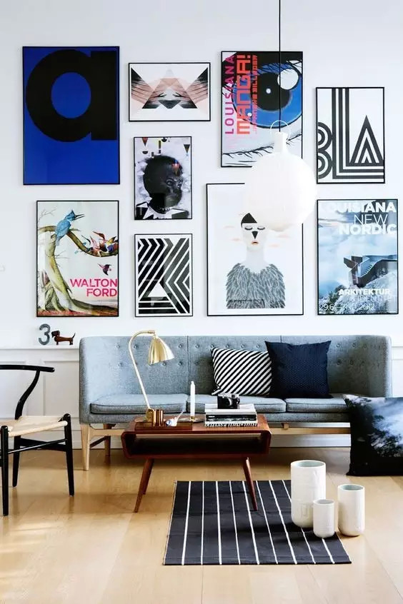 温馨照片墙丨ideasfortheHouse_11