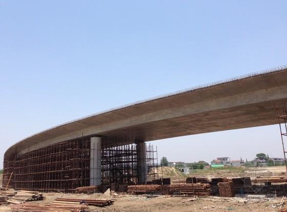 互通式立交工程匝道钢箱梁加工施工方案(72页)