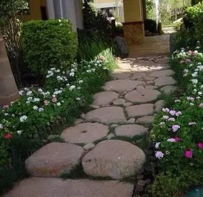 乡村庭院这么美,你有什么理由不喜欢!_6