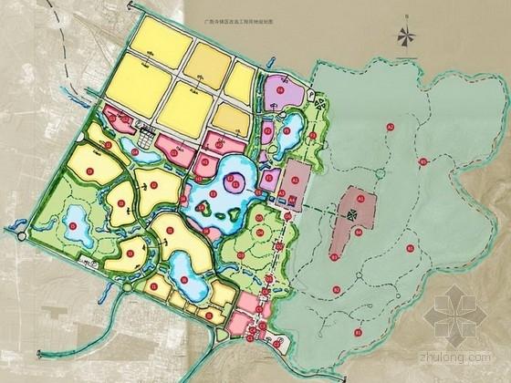 [山西]佛教文化民俗旅游生态休闲景观规划设计方案(国外知名设计公司)