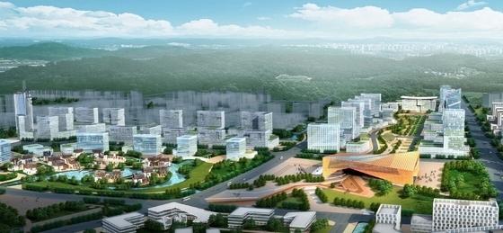 城市设计效果图