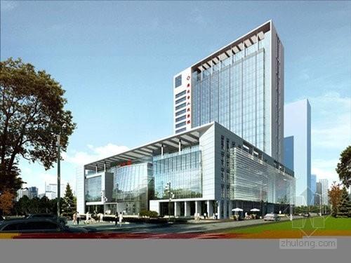 医院综合楼工程监理投标大纲 290页(高17层 流程图丰富)