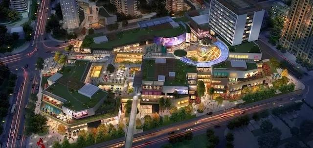 """上海连虹桥都要有个""""文艺地标"""",如恩设计操刀了室内空间"""