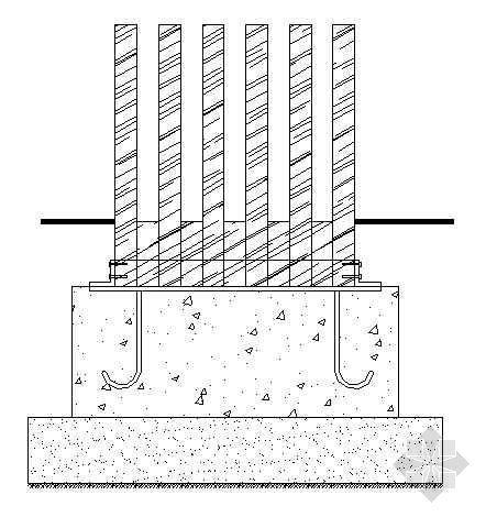 木质景观平台施工图-3