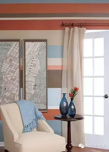 暖意色彩冬日的家居软装搭配设计