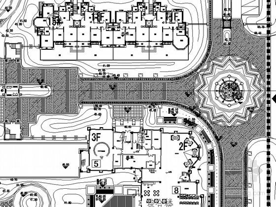 [济宁]私家花园景观设计施工图