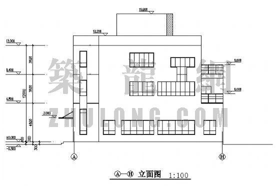 三层幼儿园方案-2