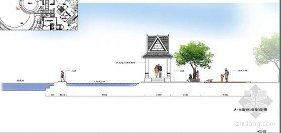 深圳小区手绘方案设计