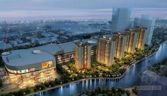 [上海]高层全精装修住宅项目工程管理策划书(图表丰富)