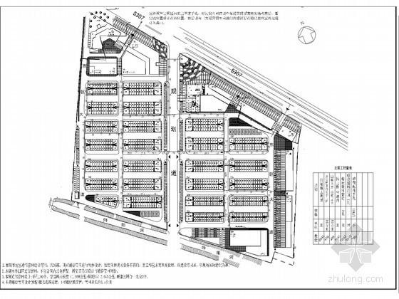 多层商业建筑水暖电完整施工图设计