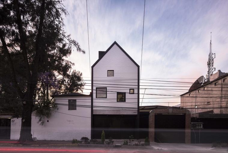 墨西哥Xomali住宅